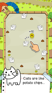 Cat Evolution Mod Apk 1.0.19 (Lots of Diamonds) 1