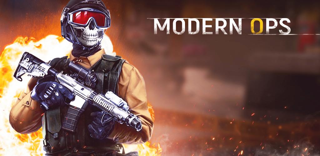 Modern Ops - Gun Shooting Games FPS poster 0