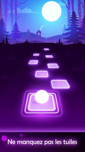 Tiles Hop: Endless Music Jumping Ball  APK MOD (Astuce) screenshots 2