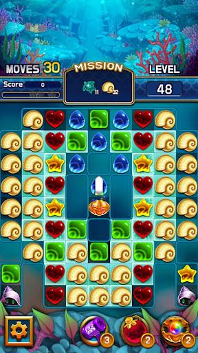 Jewel Abyss: Match3 puzzle 1.13.1 screenshots 7