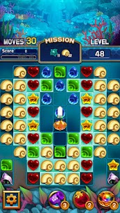 Jewel Abyss: Match3 puzzle 7