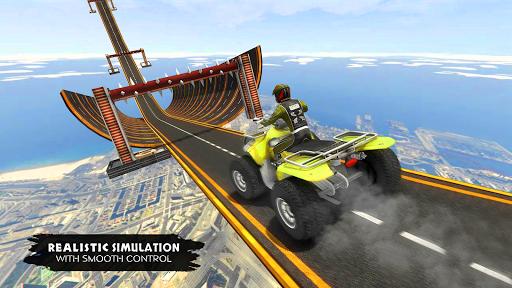 ATV Quad Bike Simulator 2021: Quad stunts Bike 4x4 1.9 screenshots 4