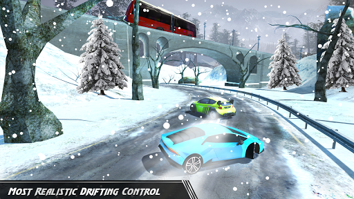 Real Car Drifting 2019:Snow Car Drift & Car Racing androidhappy screenshots 2
