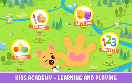 Preschool learning games for toddlers & kids 3.2.17 screenshots 12