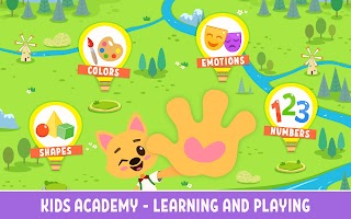 Preschool learning games for toddlers & kids