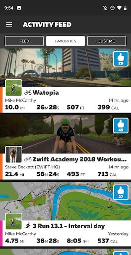 Zwift Companion 3.19.1 Screenshots 5