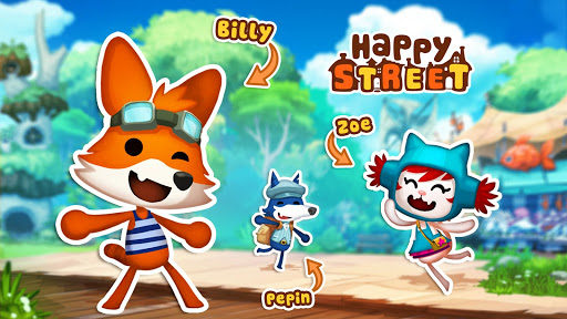 Happy Street screenshots 13