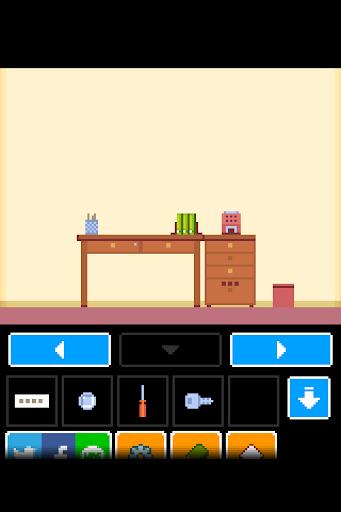 Tiny Room - room escape game - 1.2.0 screenshots 3