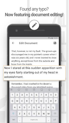 libreoffice and openoffice document viewer screenshot 2