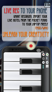 Pocket Piano - Your Perfect Piano keyboards