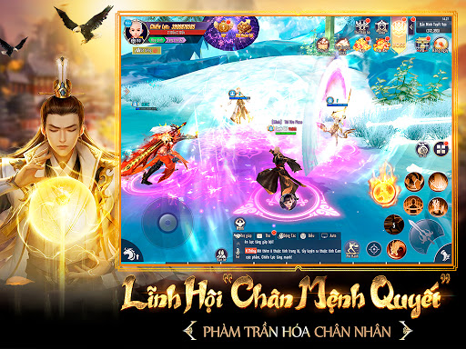 Thu01b0u01a1ng Khung Chi Kiu1ebfm - Thuong Khung Chi Kiem  screenshots 14