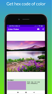 Color Picker 1.0010221 APK + Мод (Unlimited money) за Android