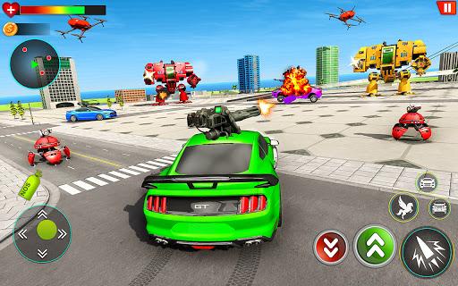 Horse Robot Games - Transform Robot Car Game 1.2.3 screenshots 3