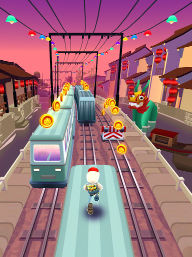 Subway Surfers 2.12.0 screenshots 10