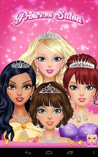 Princess Salon https screenshots 1