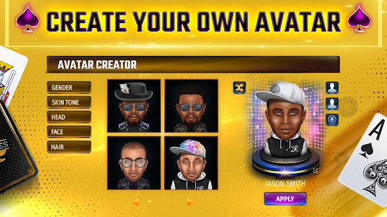 Spades Royale - Online Spades Card Games App 2.4.155 Screenshots 4