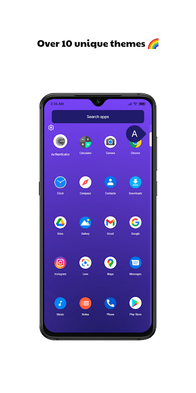 Milky Launcher Pro 🔹 Beautiful, Clean, Fresh 🌌  poster 2