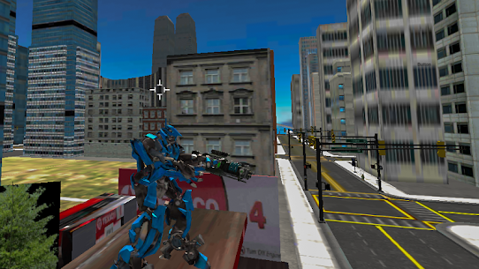Robots Fighting In Street Hack Cheats (iOS & Android) 1