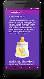 Baby Sleep Mod Apk🍼 White noise lullabies for newborns (Premium /Paid Unlocked) 5