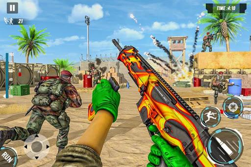 Télécharger Gratuit FPS Gun Shooter - Jeux de tir contre le terrorisme apk mod screenshots 4