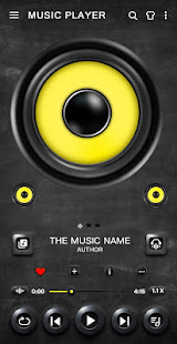 Music Player - Audio Player with Best Sound Effect screenshots 5