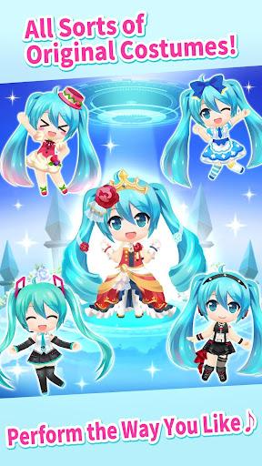 Hatsune Miku - Tap Wonder android2mod screenshots 4