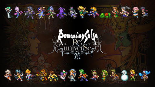 Romancing SaGa Re;univerSe  screenshots 1