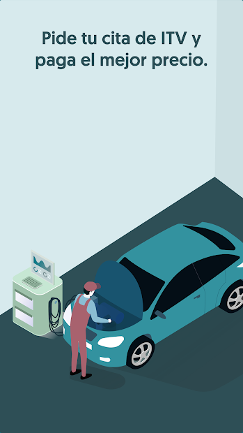 Captura de Pantalla 7 de ElParking - Parquímetro, parkings, telepeaje y más para android