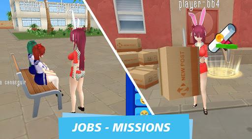 Waifu Simulator Multiplayer Apkfinish screenshots 9