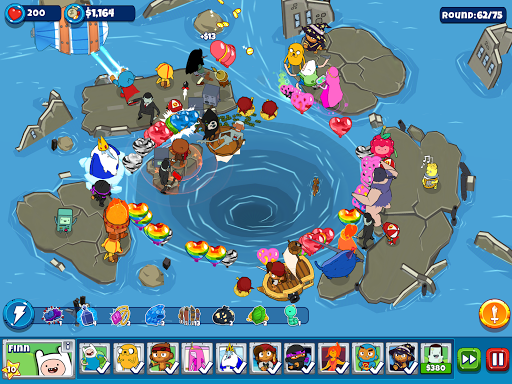 Bloons Adventure Time TD  screenshots 9