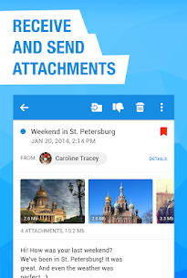 Mail.Ru for UA – Email for Hotmail, Outlook & i.ua 4