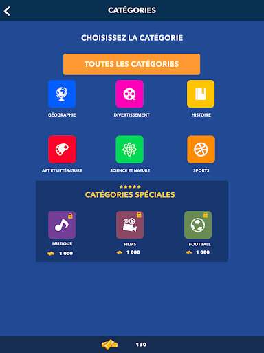 Super Quiz - Culture Gu00e9nu00e9rale Franu00e7ais android2mod screenshots 15