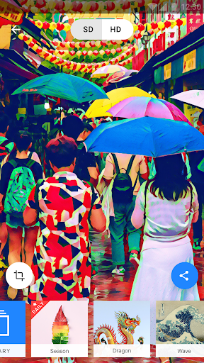 Prisma Photo Editor 3.2.9.434 Screenshots 5