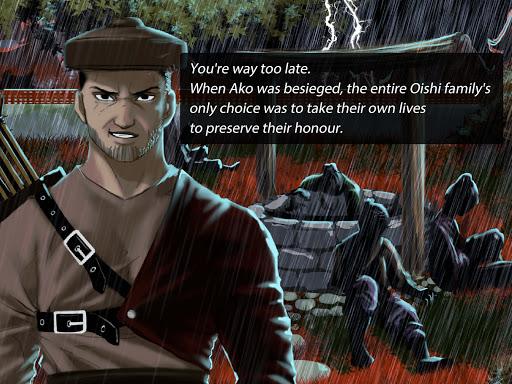 Samurai 3 - Action fight Assassin games  screenshots 13