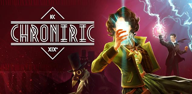 chroniric: time traveler - interactive story hack