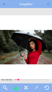 Image Blur Editor 1.9.1 Mod APK Latest Version 1