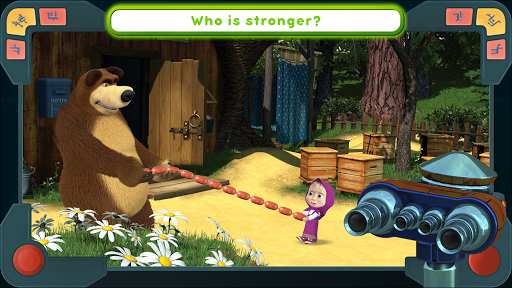 Masha and the Bear: We Come In Peace! 1.1.4 Screenshots 11