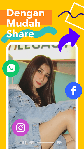 CocoFun - Video Lucu, Meme & WA Status 1.73.1 Screenshots 3