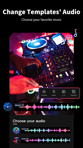 Tempo - Music Video Editor with Effects 2.2.0.7 Screenshots 7