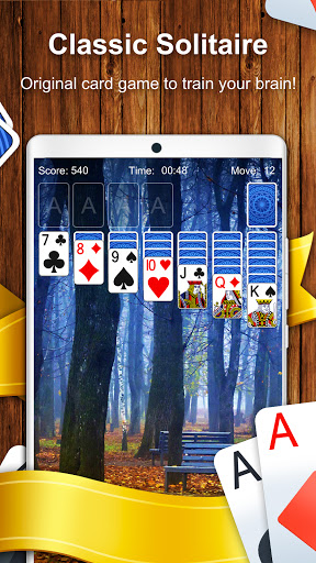 Solitaire Card Game https screenshots 1