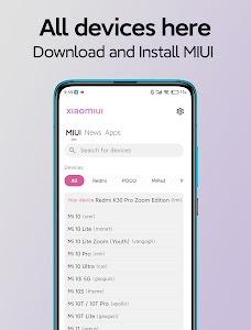 MIUI Downloader   MIUI News & MIUI Apps 1.0.6