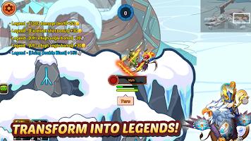 Clash of Legends: Online Shooting Heroes