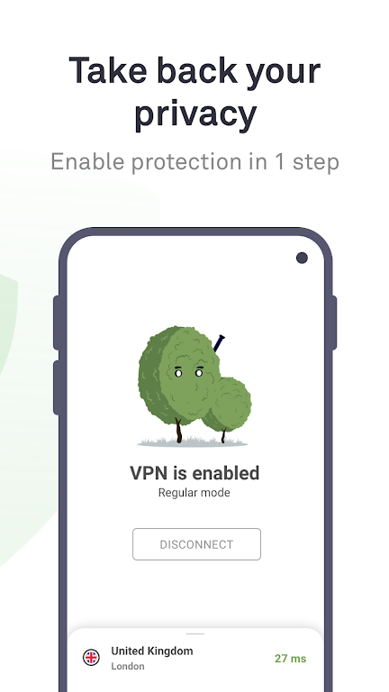 AdGuard VPN — Fast & secure, unlimited protection  poster 1