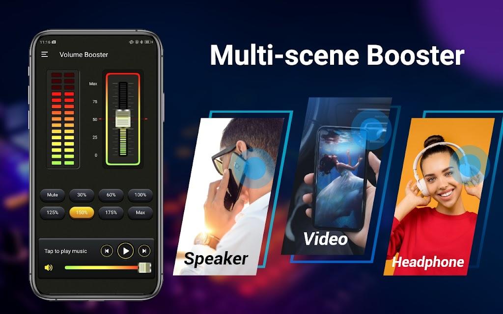 Super Volume Booster - Speaker & Sound Booster poster 13