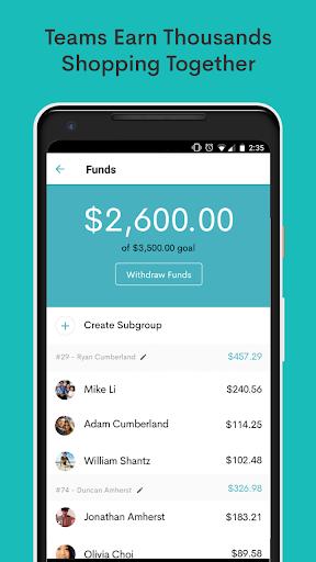 flipgive - shopping deals & gift cards screenshot 2