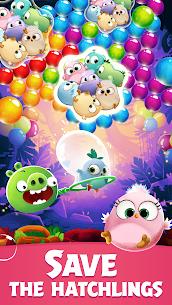 لعبة Angry Birds POP Bubble Shooter مهكرة Mod 3