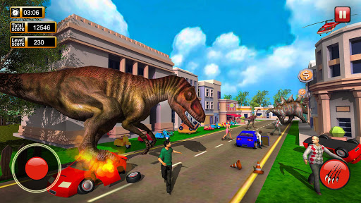 Monster Dinosaur Simulator: City Rampage 1.21 screenshots 1