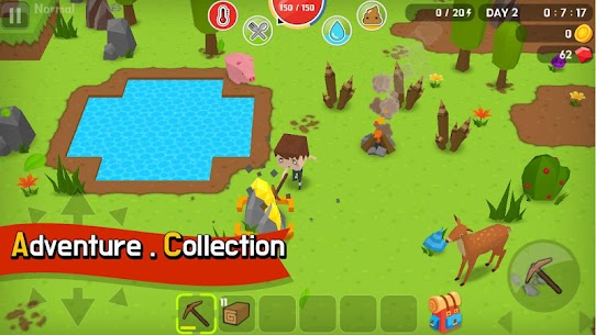 Download Mine Survival Mod Apk (Unlimited Money) Latest Version 2021 for Android 1