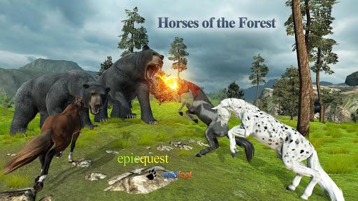 Horses of the Forest apkdebit screenshots 13