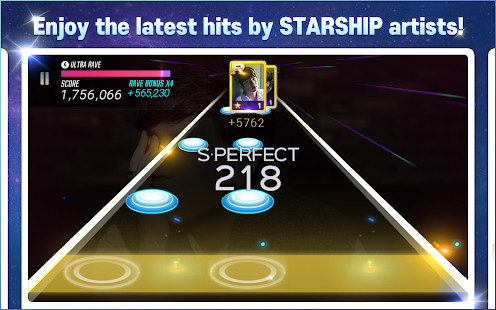 SuperStar STARSHIP 3.4.0 APK screenshots 9